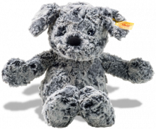 click to see Steiff Taffy Dog Cuddly Friend in detail