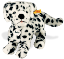 click to see Steiff  Dani Dalmatian in detail