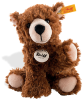 click to see Steiff  Browny Bear in detail