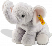click to see Steiff  Benny Elephant in detail
