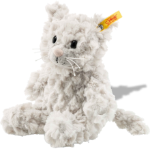 click to see Steiff Whiskers Cat Cuddly Friend in detail