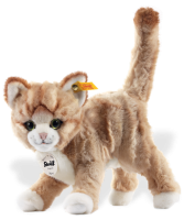 click to see Steiff  Mizzy Cat in detail