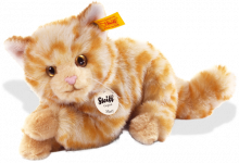 click to see Steiff Steif Mizzy Cat in detail