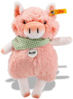 click to see Steiff  Teddy Mini Piggilee Pig in detail