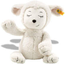 click to see Steiff Sugar Lamb Cuddly Friend in detail