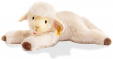 click to see Steiff  Boeky Lamb in detail