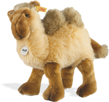 click to see Steiff  Kadir Camel in detail