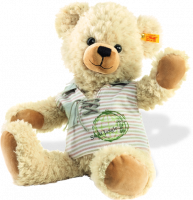 click to see Steiff  Lenni Teddy Bear in detail
