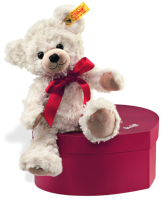 click to see Steiff  Sweetheart Teddy Bear in detail