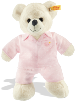 click to see Steiff  Lara Teddy Bear In Pyjamas in detail