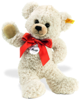 click to see Steiff  Lilly Dangling Teddy Bear in detail