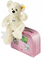 click to see Steiff  Lotte In Suitcase in detail