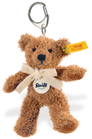 click to see Steiff  James Teddy Bear Keyring in detail