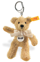 click to see Steiff  Sophie Teddy Bear Keyring in detail