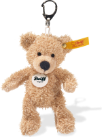 click to see Steiff  Teddy Bear Keyring in detail