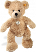 click to see Steiff  Fynn Teddy Bear - Needing A Hug! in detail