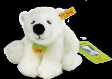 click to see Steiff  Knut Polar Bear in detail