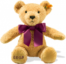 click to see Steiff  Cosy 2018 Year Beautiful Bear in detail