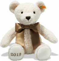 click to see Steiff  Teddy Bear 2019 Cosy Year Bear in detail