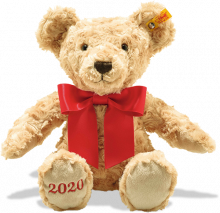 click to see Steiff  Teddy Bear 2020 Cosy Year Bear in detail