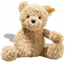 click to see Steiff  Cuddly Jimmy Teddy Bear in detail
