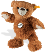 click to see Steiff  Hubert Teddy Bear in detail