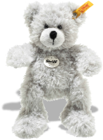 click to see Steiff  Grey Fynn in detail