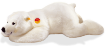 click to see Steiff  Arco Polar Bear in detail