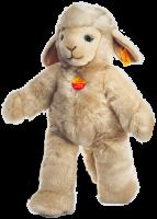 click to see Steiff  Linda Dangling Lamb in detail