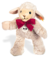 click to see Steiff  Poppy Lamb in detail
