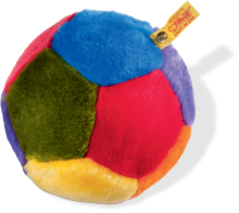 click to see Steiff Stieff Rattle Ball in detail