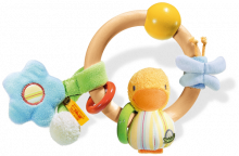 click to see Steiff  Elmar Grip Toy in detail