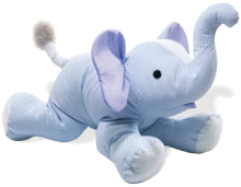 click to see Steiff  Little Circus Elephant - For A Modern Nursey in detail