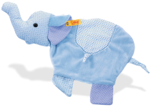 click to see Steiff  Little Circus Elephant in detail