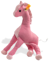 click to see Steiff  Little Circus Giraffe - Perfect Christening Gift in detail