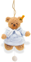 click to see Steiff  Sleep Well Teddy Bear Music Box in detail