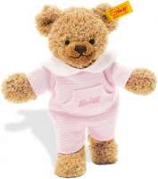 click to see Steiff  Sleep Well Bear (pink) in detail