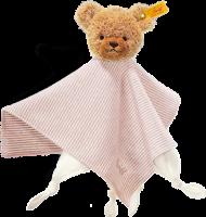 click to see Steiff  Sleep Well Bear Comforter (beige) in detail