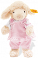 click to see Steiff  Sweet Dreams Lamb in detail