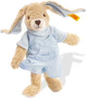 click to see Steiff  Hoppel Rabbit in detail