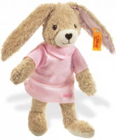 click to see Steiff  Bear Hoppel Rabbit in detail