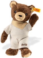 click to see Steiff  Basti Bear in detail