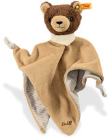 click to see Steiff  Basti Bear Comforter in detail