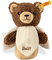 click to see Steiff  Teddy Basti Grip Toy in detail