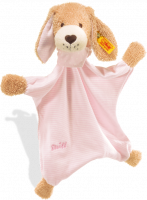 click to see Steiff  Good Night Dog Comforter in detail