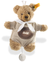 click to see Steiff  Sleep Well Music Box Bear in detail
