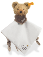 click to see Steiff  Sleep Well Bear Comforter in detail