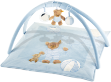 click to see Steiff  Activity Centre Keeps Baby Amused For Hours in detail