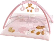 click to see Steiff  Sleep Well Bear Activity Centre in detail