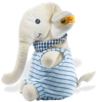 click to see Steiff  Eli Elephant in detail